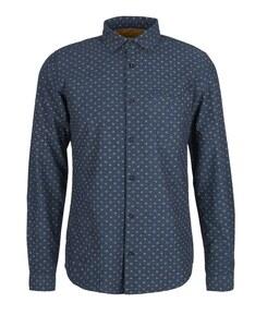 s. Oliver - Hemd mit floralem Muster