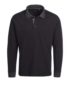 Bexleys man - Poloshirt, mit Kontrastkragen