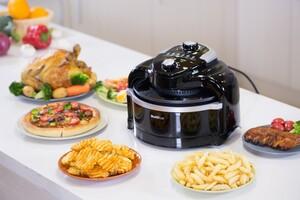 Kitchenbasic Heißluftfritteuse HF 2000