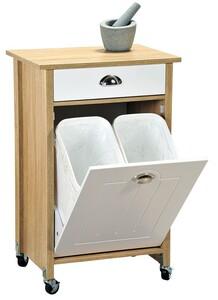 Kesper Küchenwagen mit Mülltrennsystem