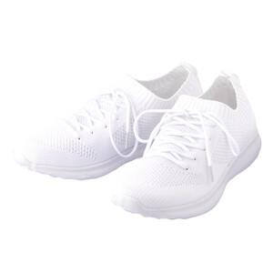 Damen Sneaker mit Mesh-Material