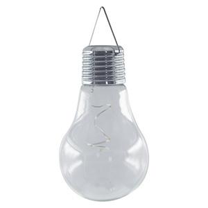 BAUHAUS Solarleuchte Bulb