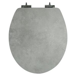 Poseidon WC-Sitz Grey Stone