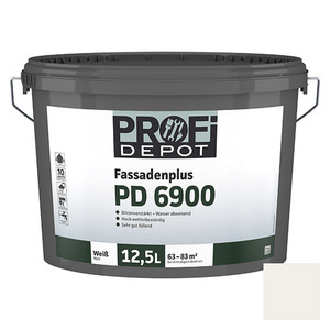 Profi Depot PD Fassadenfarbe Fassadenplus PD 6900