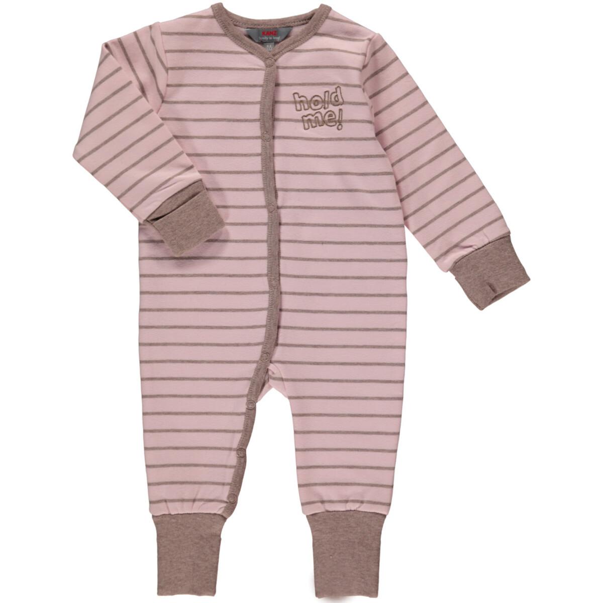 Bild 1 von Baby Mädchen Langarm-Schlafanzug