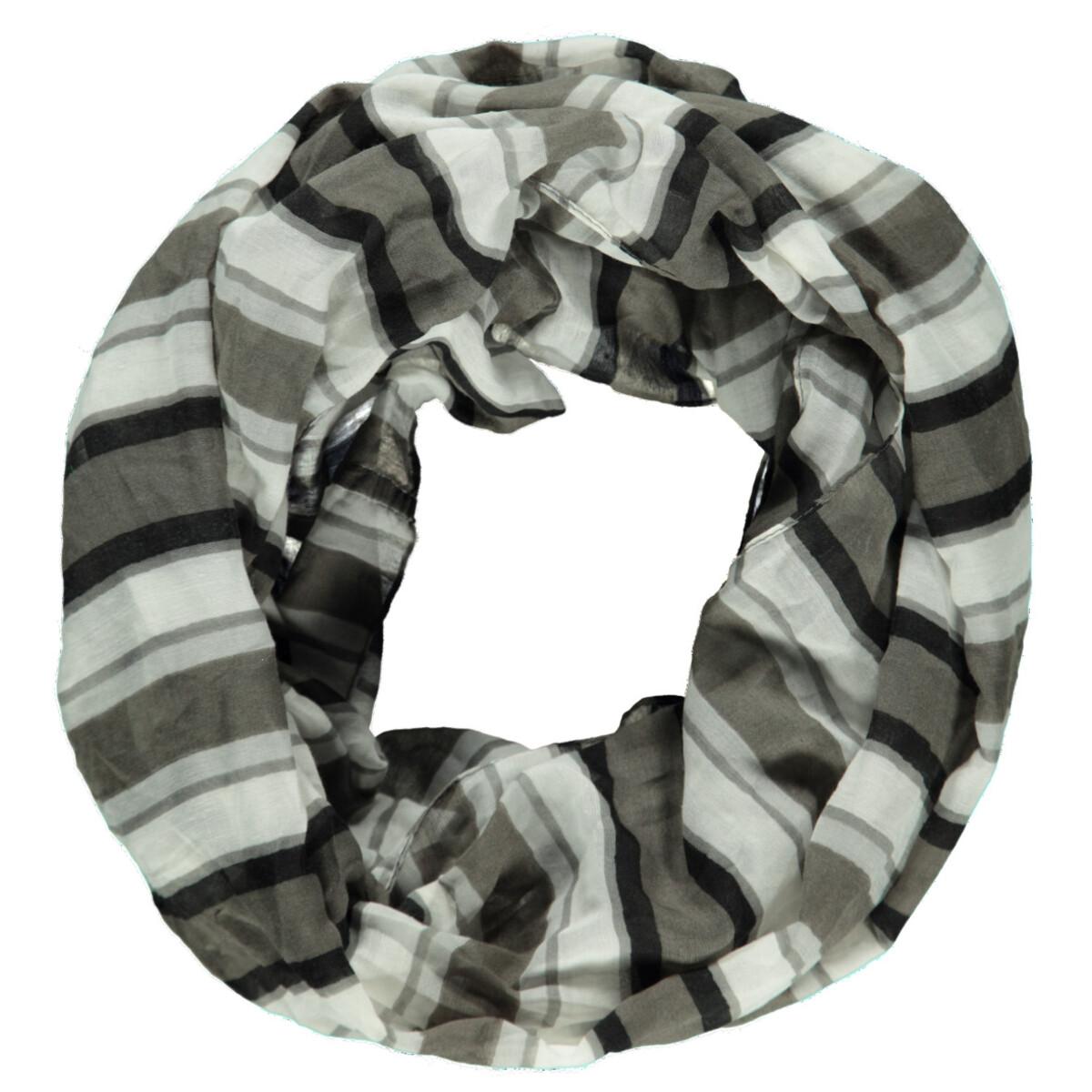 Bild 1 von Damen Loop mit Streifenmuster