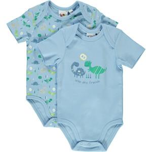 Baby Jungen Body im 2er Pack