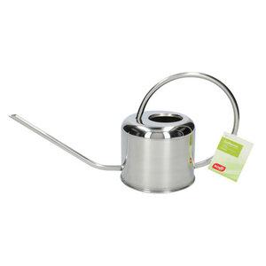 KODi basic Gießkanne Edelstahl 1,2 Liter