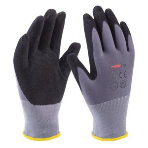 Meister Handschuh Universal in grau (Gr. 10)