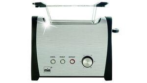 mia Doppelschlitz-Toaster Cool Touch