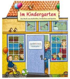 IDEENWELT Aufstellbuch Im Kindergarten