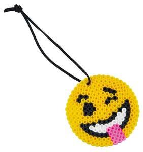 """IDEENWELT Bügelperlenset """"emoji®"""""""
