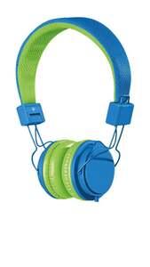 IDEENWELT Kinder-Kopfhörer blau, grün