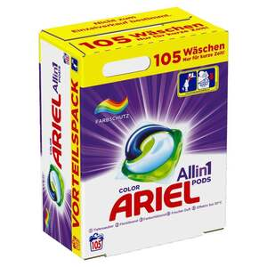 Ariel All-in-1 Pods Color, 105WL