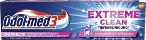 Odol med3 Extreme Clean Tiefenreinigung* Zahncreme