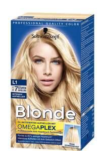 Schwarzkopf Blonde Aufheller L100 Eisblond