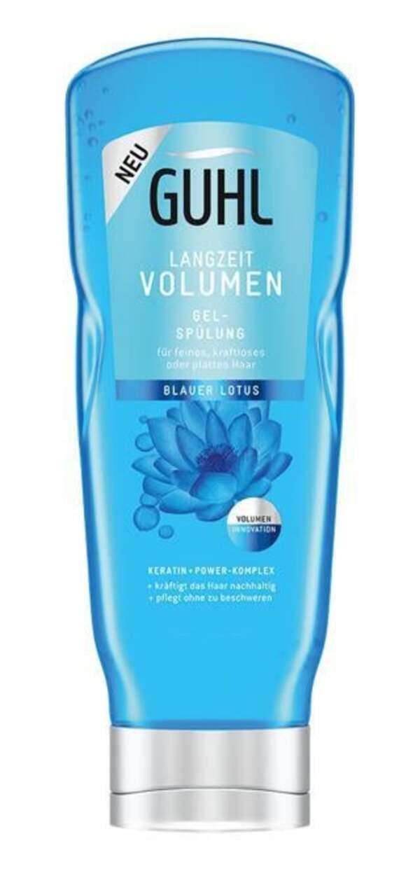 Guhl Langzeit Volumen Gel-Spülung Blauer Lotus