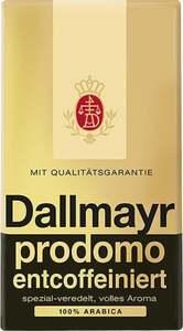 Dallmayr Kaffee geröstet entcoffeiniert