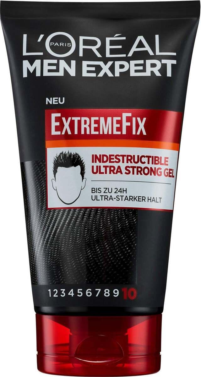 Bild 1 von L'Oréal Paris men expert Carbon Extrem Hold Haargel 150ml
