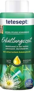 tetesept Aroma-Pflege-Schaumbad Erkältungszeit