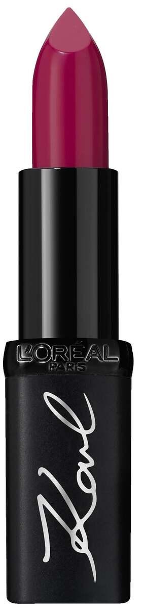 Bild 1 von L'Oréal Paris Karl Lagerfeld Lippenstift Ironik