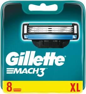 Gillette Mach3 Rasierklingen XL