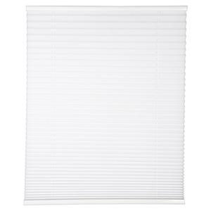 B1 Tageslichtplissee 'Klemmfix' weiß 80 x 130 cm