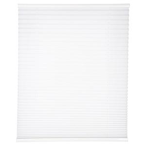 B1 Tageslichtplissee 'Klemmfix' weiß 100 x 130 cm