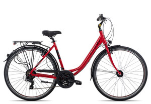 Ciclista Ponte Vecchio Wave | 56 cm | red black