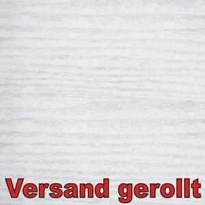 Klebefolie 200x45cm Struktur weiß Dekofolie Selbstklebefolie Möbelfolie