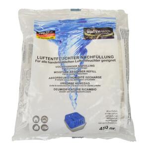 Luftentfeuchter Nachfüllpack 450 g Granulat