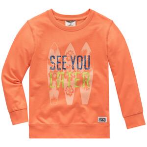 Jungen Sweatshirt mit Message-Print