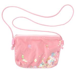 Mädchen Tasche mit Deko-Streu