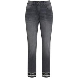 Damen Slim Jeans mit Paillettendetails