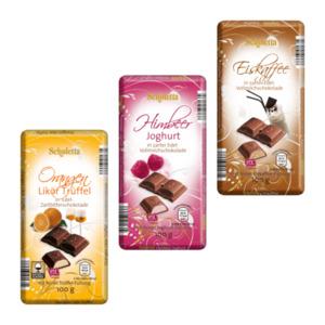 SCHOLETTA     Gefüllte Schokolade