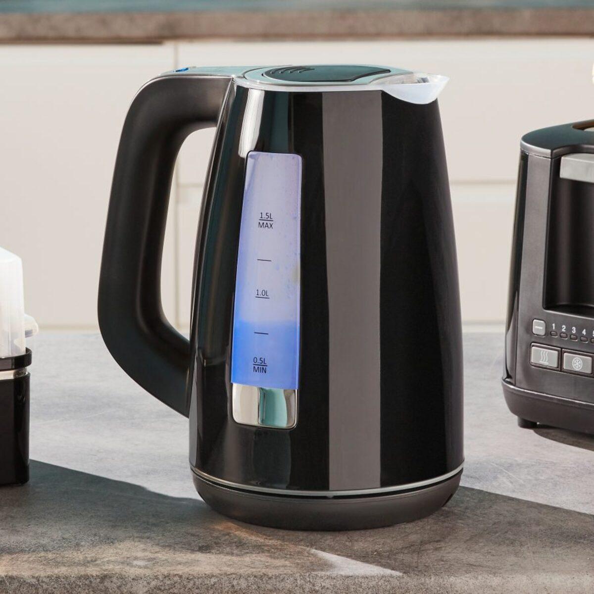 Bild 4 von QUIGG     Elektronischer Wasserkocher
