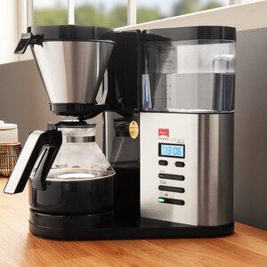 Melitta Filterkaffeemaschine Aroma Elegance Deluxe , Timer-Funktion, 1,25 L