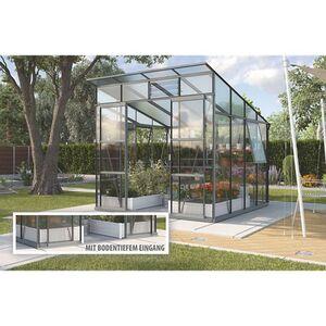 Vitavia Playa Gewächshaus 7600 ESG/HKP, anthrazit