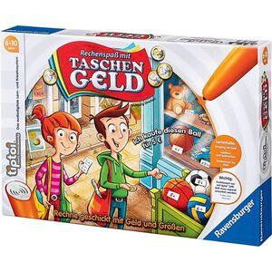 Ravensburger tiptoi® Spiele in verschiedenen Ausführungen - Rechenspaß mit Taschengeld