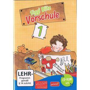 Lehrprogramm Paletti Siggi Blitz Vorschule (Buchstaben)