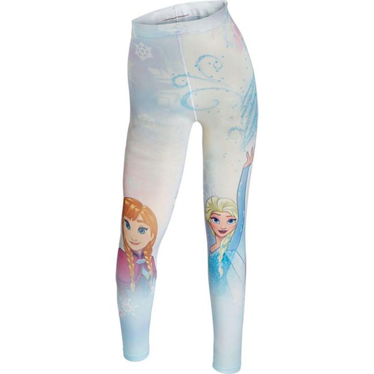 Bild 1 von Mädchen Legging Frozen Anna & Elsa, Größe 92/98