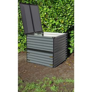 Vitavia Komposter Tami, granit/schwarz