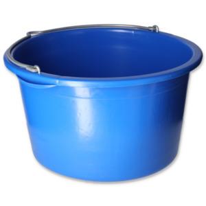 Baukübel 40 l blau