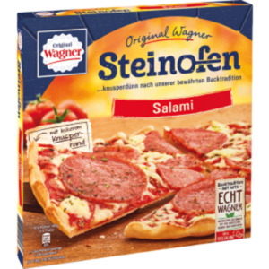 Original Wagner Steinofen Pizza, Piccolinis, Pizzies oder Flammkuchen