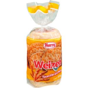Harry Weizen Toastbrötchen