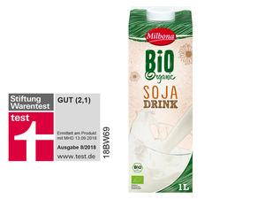 Bio Organic Soja-Drink Natur