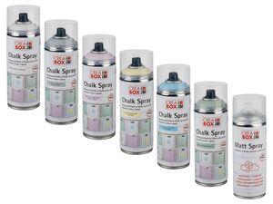 Marabu CREABOX  Kreidespray, 400 ml Füllmenge, hohe Deckkraft, auf Wasserbasis, wetterfest