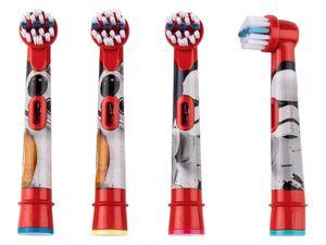 Oral-B Aufsteckbürsten »StarWars«, 4 Stück, für Zahnbürsten von Oral-B, ab 3 Jahren