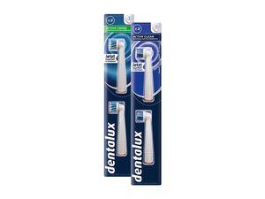 DENTALUX® 2 Elektrische Zahnbürstenköpfe