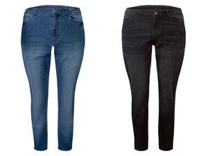 ESMARA® Jeans Damen, Skinny Fit, mit Baumwolle und Elasthan